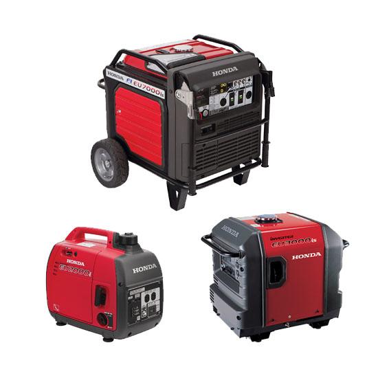 Portable Inverter Generators Stage Presence Event Rentals Charleston, SC